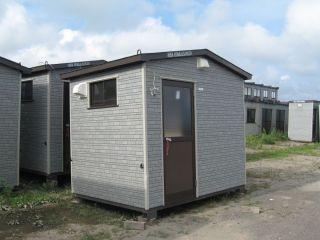 洋式清水トイレハウス(幅2730mm)