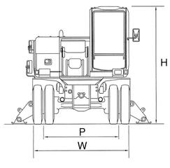 日立 EX125WD