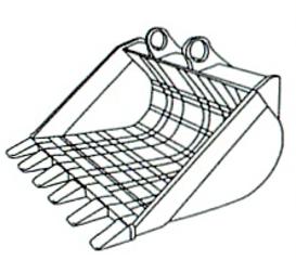 スケルトンバケット