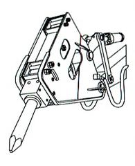 油圧ブレーカー