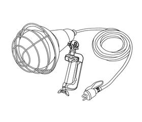 投光器500W