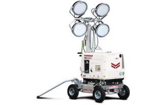 4灯LED300W投光機